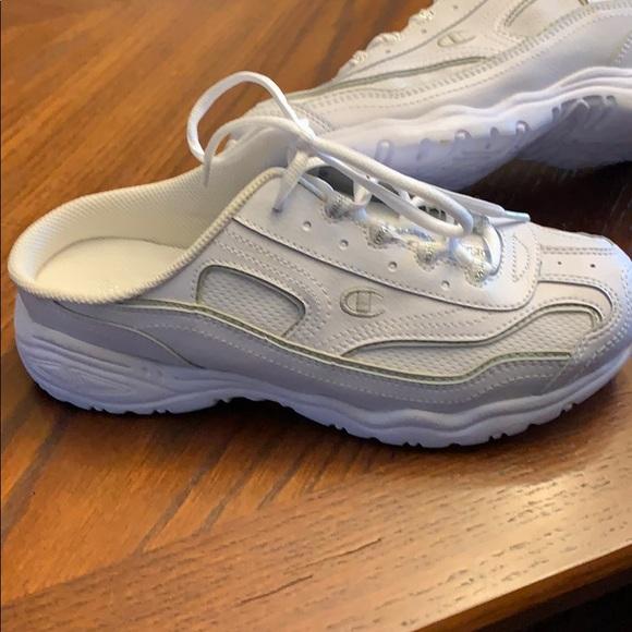 Champion Shoes | Slide On Tennis | Poshmark
